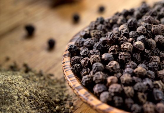 Benefits of black pepper for the body