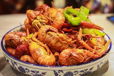La mejor receta de cocina de Cangrejos de rio a la riojana