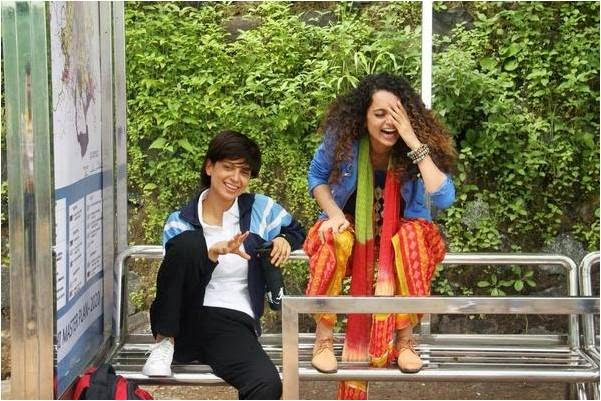 Kangana Ranaut in double role for Bollywood movie Tanu Weds Manu