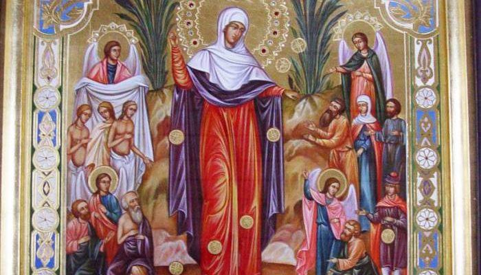 День иконы Божией Матери «Всех скорбящих радость» 6 ноября 2020 года