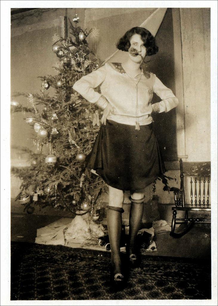 Antique 1920s xmas porn a christmas tale 4