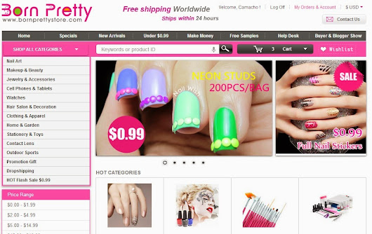 Born pretty (ONLINE SHOP)