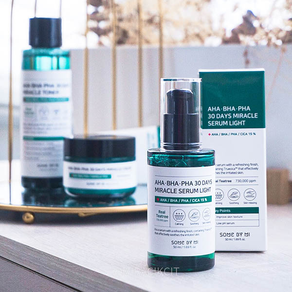 Some By Mi AHA.BHA.PHA 30 Days Miracle Serum Review