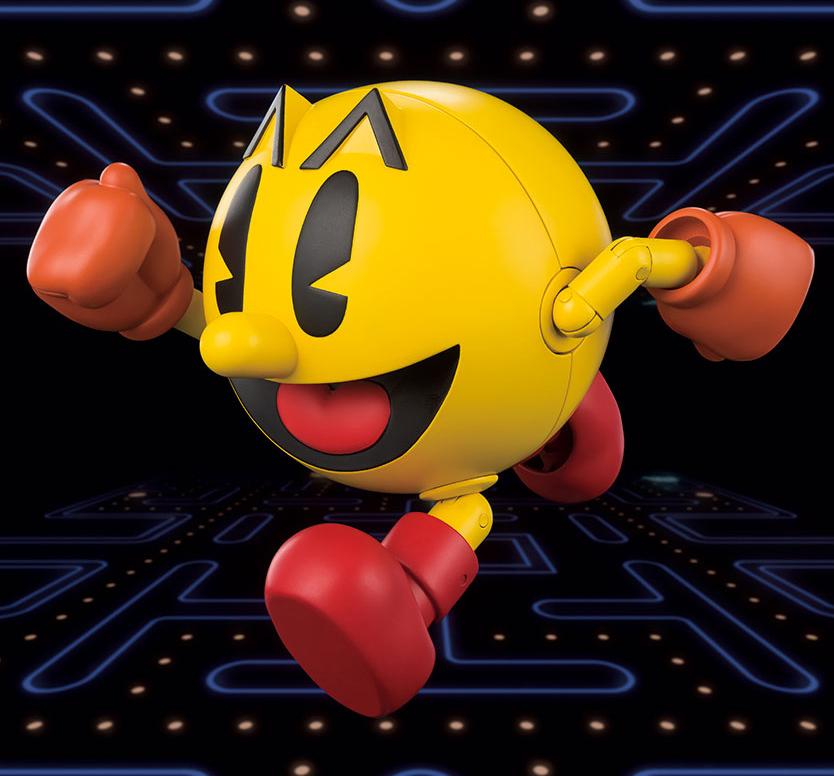 SH Figuarts Pac-Man
