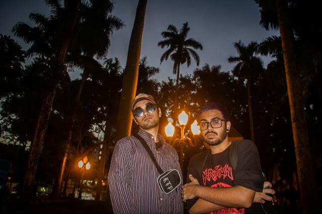 Fazendo muito barulho no underground o grupo Teoria do Caos lança seu novo single 'Antes Dos Teóricos Chegarem'