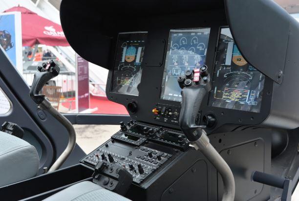 Airbus H145M cockpit