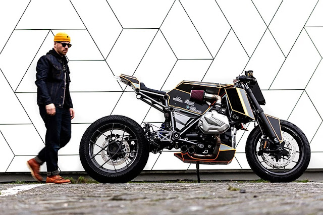 BMW R1250GS By Ironwood Custom Motorcycles Hell Kustom