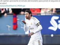 Real Madrid vs Man City Champions League