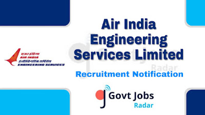 AIESL recruitment notification 2019, govt jobs for graduate, govt jobs in India, central govt jobs