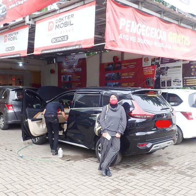 beberapa cabang dokter mobil indonesia