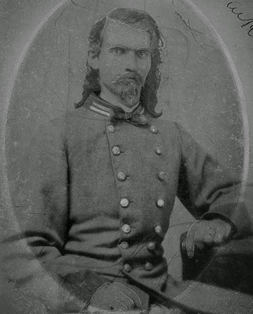 Confederate 1st Lieutenant picture 1