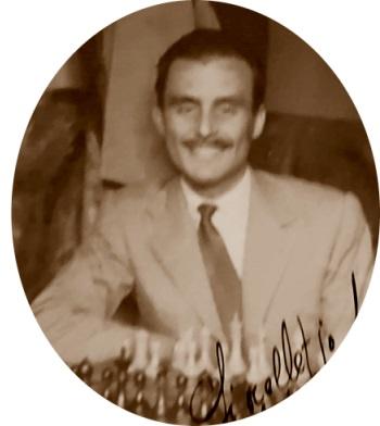 El ajedrecista español Enric Catalán Homedes