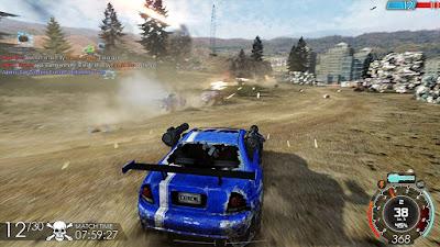 Gas Guzzlers Extreme Game Screenshot 4