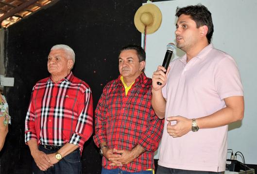 Deputado Juscelino Filho, cumpre agendas em Imperatriz, Grajaú e Santa Inês!!!