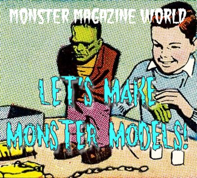 Let's Make Monster Models!