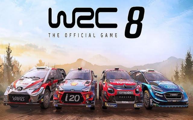 تحميل لعبة WRC 8 FIA World Rally Championship