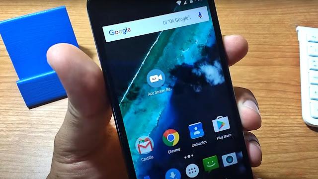 Nueva APP para GRABAR la PANTALLA de tu móvil o tablet Android - NO SE DETIENE SOLA