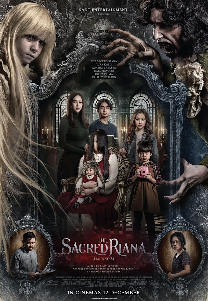 Review Filem The Sacred Riana: Beginning