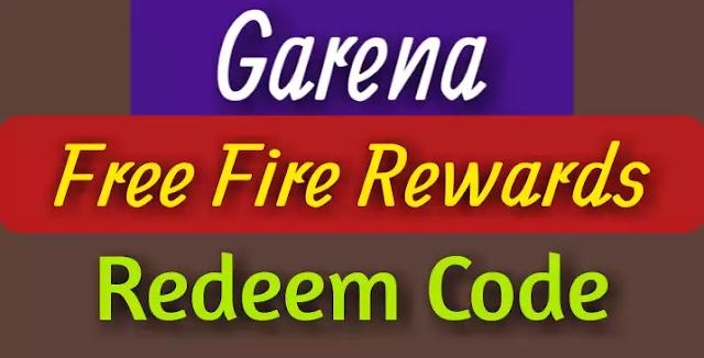 Garena Free Fire Redeem Codes 4th June 2021 New Updates Today Rewards