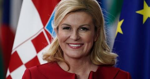 Kolinda Grabar-Kitarovic újraindul az államfői tisztségért