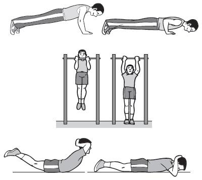 Cara Latihan Kekuatan dan Daya tahan Tubuh