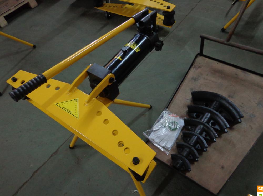 Máy uốn ống thủy lực TLP HHW-2J