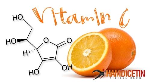 C vitamini ile Cilt Bakımı