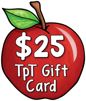 October 5th is Do Something Nice Day and Laura Candler is celebrating by giving away a $25 TpT gift card! Download a freebie for this special day and enter to win the contest.
