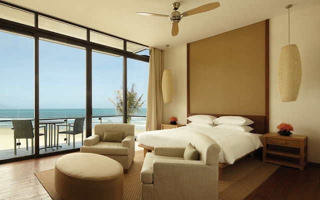 Phòng ngủ - hyatt regency resort & spa Đà Nẵng