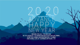 happy new year message 2020 in advance sample