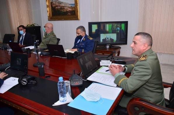 إجتماع عسكري إقليمي : الجزائر تؤكد أن التطبيق الصارم لوائح الأمم المتحدة والإتحاد الإفريقي هما السبيل الوحيد لإيجاد حل لقضية الصحراء الغربية.