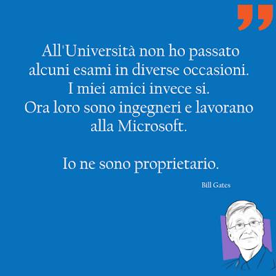 Citazioni di successo di Bill Gates