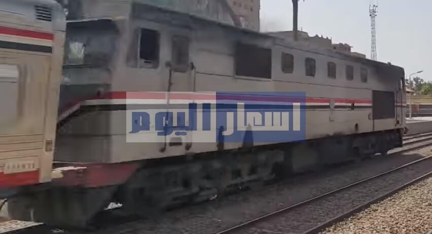 قطارات دمنهور القاهرة