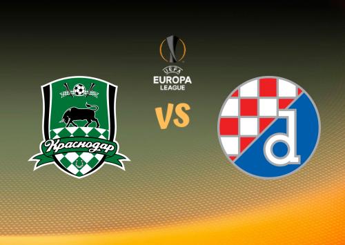 Krasnodar vs Dinamo Zagreb  Resumen
