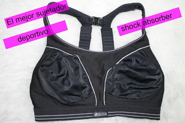 sujetador deportivo - shock absorber