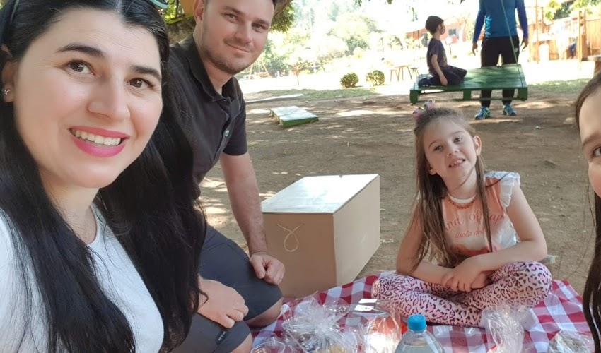 Um dia divertido no PicNic do Sorriso Colorido em Bragança