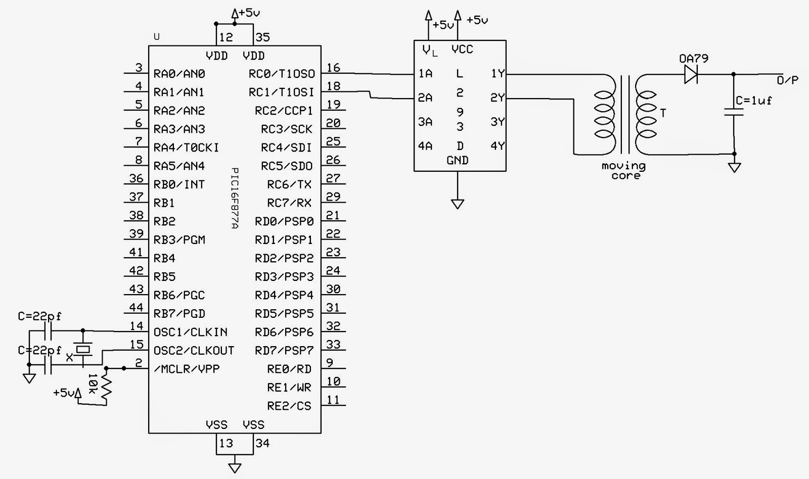 medium resolution of plc to lvdt wiring diagram wiring library proximity sensor wiring diagram lvdt rs232 wiring diagram