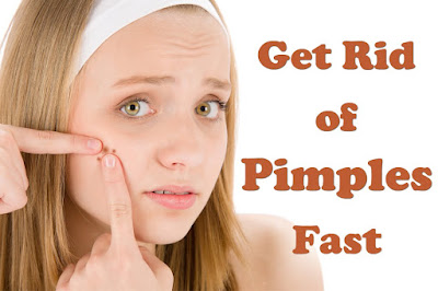 Removes pimples
