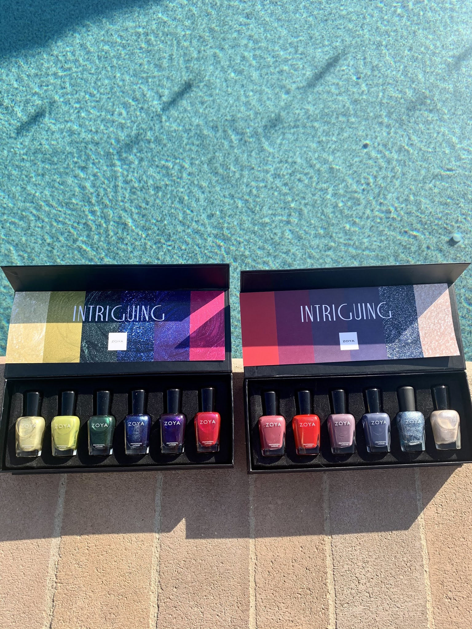 Zoya Holiday 2020 Intriguing Collection