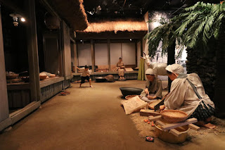 Folk museum. Courtesy of Japan Airlines