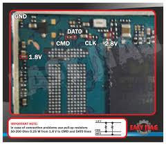 Samsung J200H dead boot emmc dump file free download