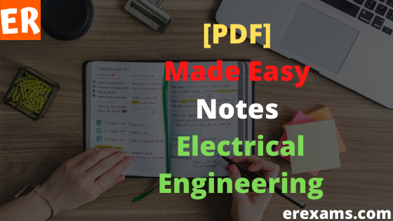 [Gate 2021] Made Easy GATE Class Notes Electrical Engineering - ErExams - Engineering Exams Guidance RSS Feed  IMAGES, GIF, ANIMATED GIF, WALLPAPER, STICKER FOR WHATSAPP & FACEBOOK