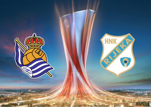 Real Sociedad vs Rijeka -Highlights 03 December 2020