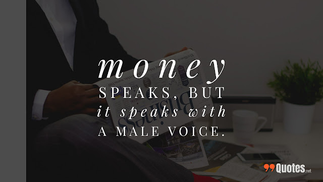 man's quote about money