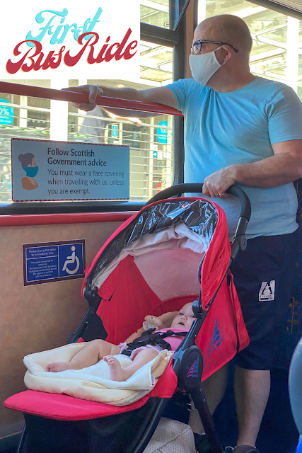 Baby Bus Ride