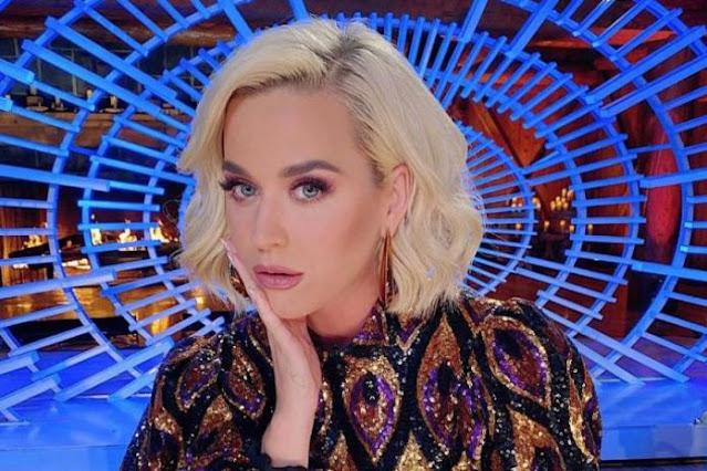 Katy Perry cambió de look a meses de haber dado a luz