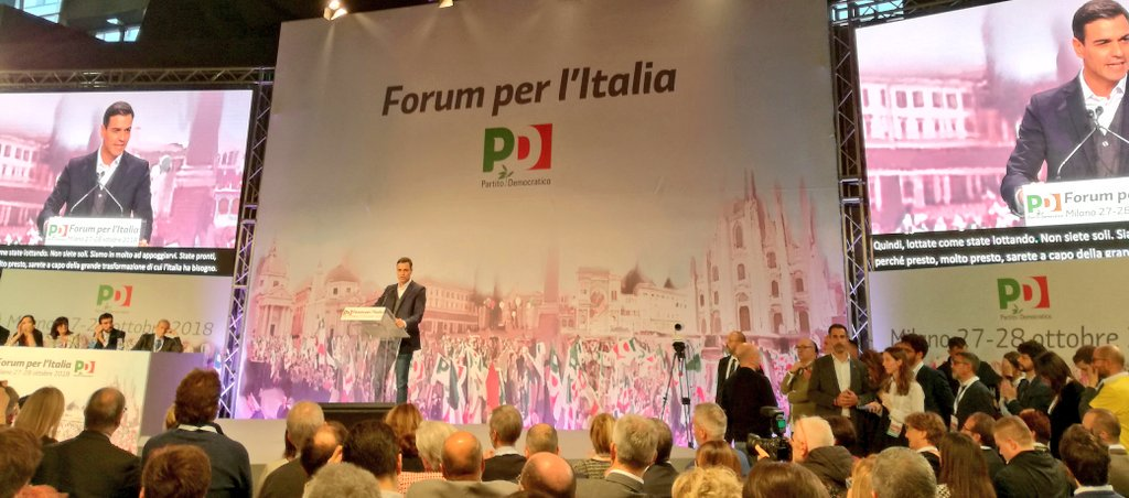 Forum per l'Italia - Forum Partito Democratico - #ForumPD