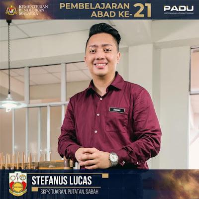 Guru Adiwira PAK21: Cikgu Stefanus Lucas [SKPK Tuaran, Putatan, Sabah]