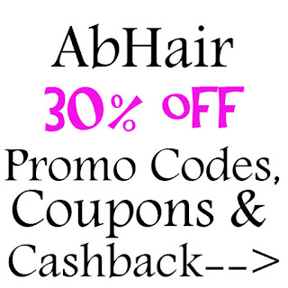 AbHair.com Promo Codes February 2021, March 2021