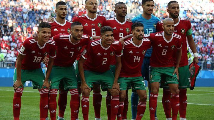 تشكيلة المغرب أمام افريقيا الوسطي في تصفيات كاس العالم